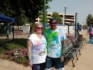July 2014 Color Vibe 5K